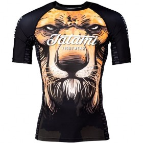 Rashguard BJJ Tatami Fightwear Lion