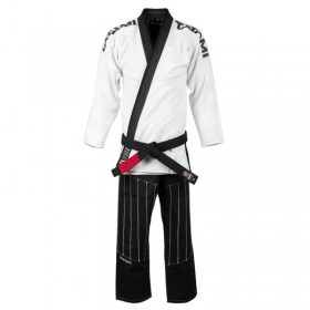 Kimono BJJ -Inverted Collection- Blanco Nero