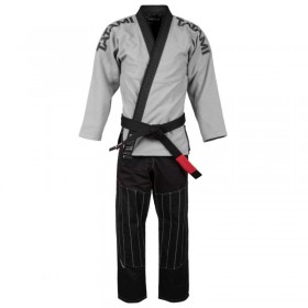 Kimono BJJ -Inverted Collection Grigio Nero