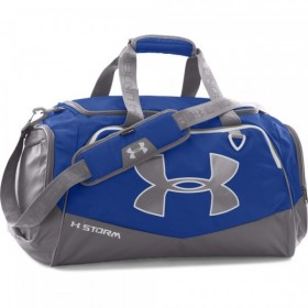 "Under Armour Gym Bag ""Undeniable Duffel"" - Bleu-gris"