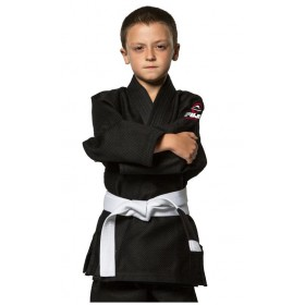 KIMONO BJJ BAMBINO FUJI ALL AROUND NERO