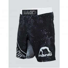 FIGHTSHORT MANTO MANTO X Krazy Bee BLACK