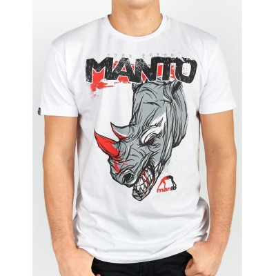 T-SHIRT MANTO KILLS BLANC