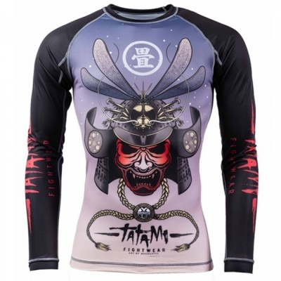Rashguard BJJ TFW Dragon Fly V2