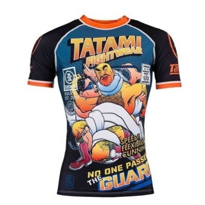 Rashguard BJJ The Guardeiro