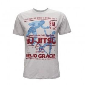 T shirt BJJ GRACIE JIU JITSU GREATEST