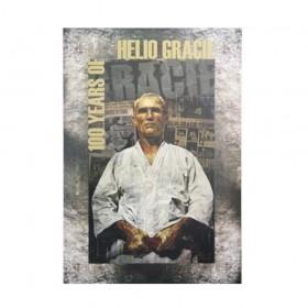 Locandina- Helio Gracie 100 ans