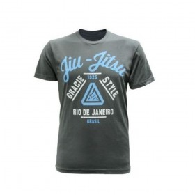T shirt BJJ GRACIE JIU JITSU - Gracie Style