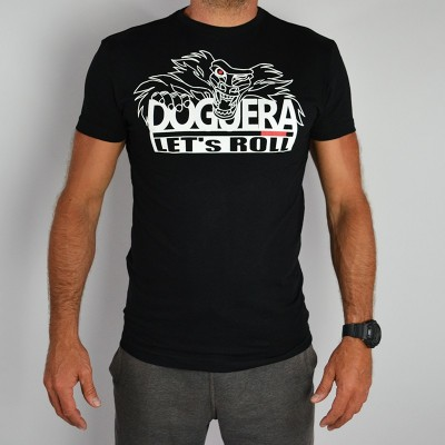 T-SHIRT DOGUERA LETS ROLL