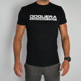 T-SHIRT DOGUERA SUBMISSION FIGHT NERO