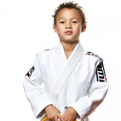 KIMONOS ENFANTS TATAMI FIGHTWEAR ESTILO WHITE