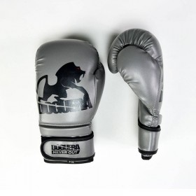 GANTS DE BOXE DOGUERA NEVER OUT GRIS